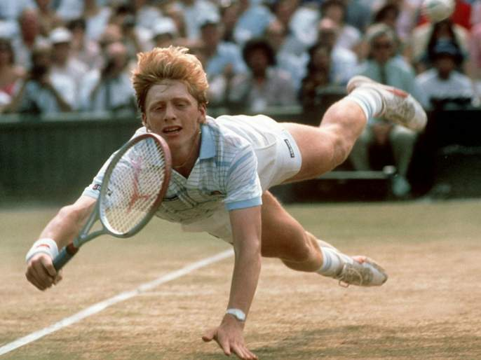 Bankrupt champion: German tennis star Boris Becker auctions trophies to pay off debts   दिग्गज टेनिसपटू बोरिस बेकर विकणार सर्व ट्रॉफी अन् मेडल्स; कारण ऐकून व्हाल थक्क!