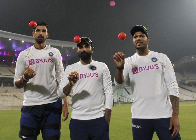 we are Ready for the First Day Night Test and You; Watch exclusive video of Indian cricketers | पहिल्या डे नाइट टेस्टसाठी आम्ही सज्ज आणि तुम्ही; पाहा भारतीय क्रिकेटपटूंचा खास व्हिडीओ