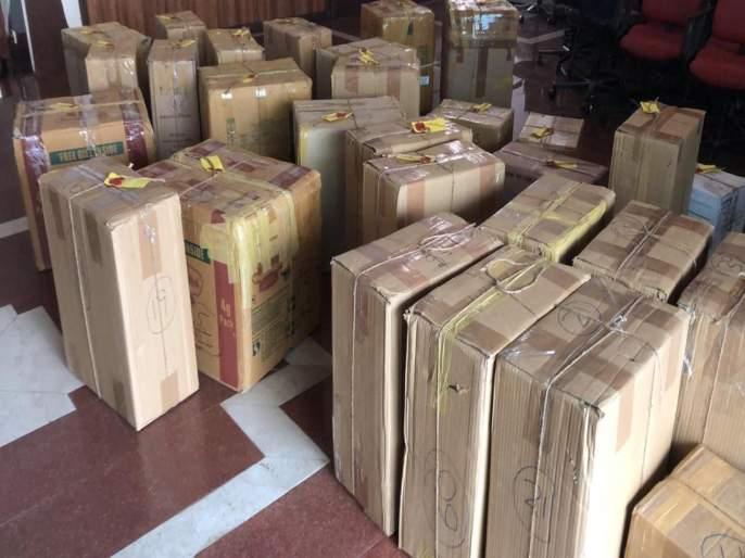 One crores cigarettes seized; Action of DRI | एक कोटीच्या परदेशी सिगारेट जप्त; डीआरएची कारवाई