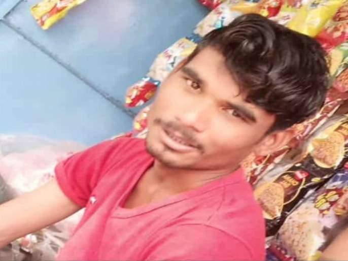 Private bus hit motorbike, youth killed | खासगी बसची मोटारसायकलला धडक, युवक ठार
