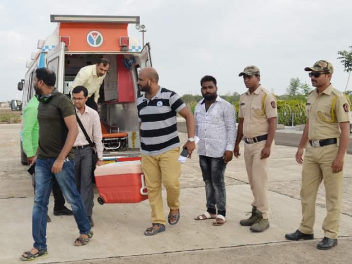 Mission Green Corridor: Six organ donation of brained youth in Solapur   मिशन ग्रीन कॉरिडॉर : सोलापुरातील ब्रेनडेड युवकाचे सहा अवयव दान