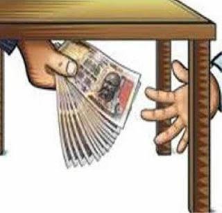 Increasement in corruption | लाचेची कोटींच्या कोटी उड्डाणे