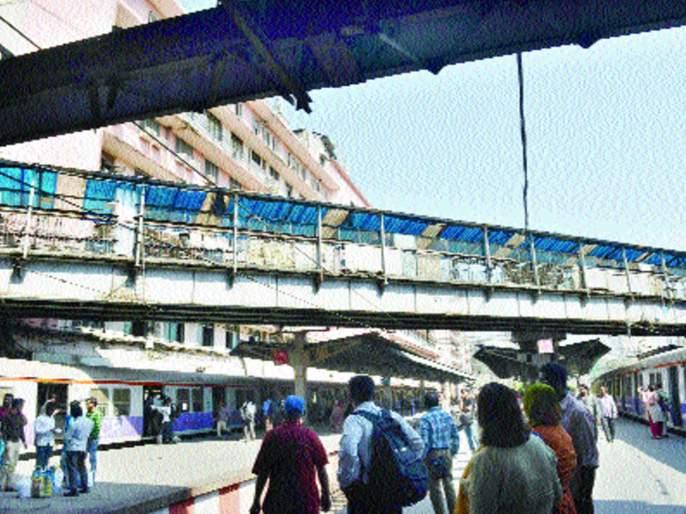 Bridge safety is not sustainable! | पुलांच्या सुरक्षेची अजूनही शाश्वती नाही!