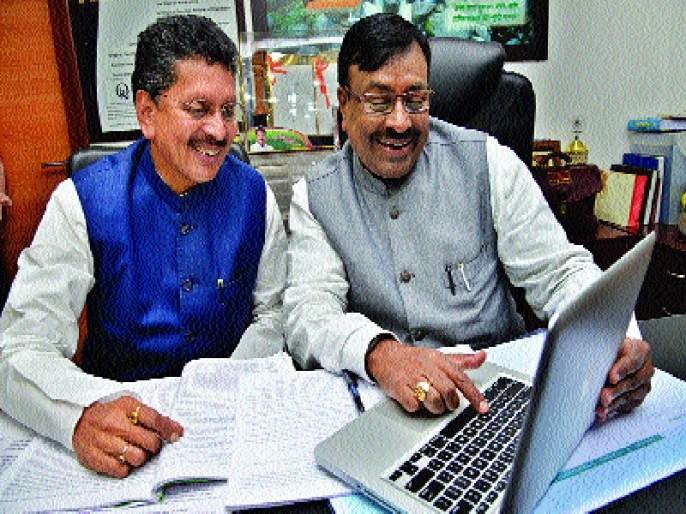 4 lakh 13 thousand crores loan on the state: Mungantiwar | राज्यावर ४ लाख १३ हजार कोटींचे कर्ज : मुनगंटीवार