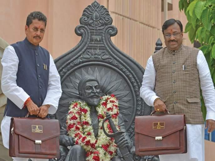 State budget deficit of Rs 20,239 cr; Fair Provisions for Farmers | महाराष्ट्र बजेट 2019: राज्याचा अर्थसंकल्प २०,२९३ कोटी तुटीचा; शेतकऱ्यांसाठी भरीव तरतुदी