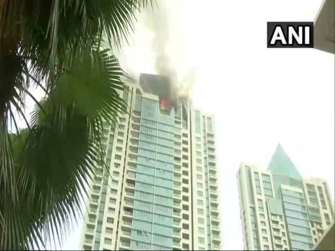 Deepika Padukone have 16 crores flat in Beaumonde tower   Fire Break Out in Prabhadevi : दीपिका पादूकोण राहत असलेल्या ब्यूमॉन्द इमारतीतील एक फ्लॅट सोळा कोटींचा!