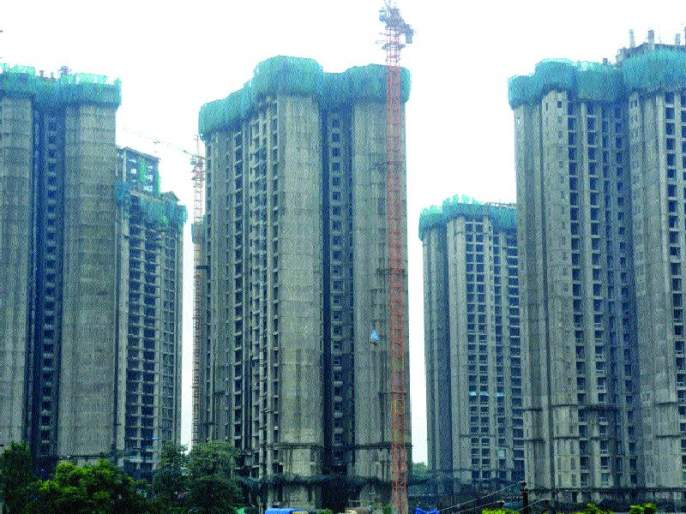 Construction materials are expensive; Home prices will also increase | बांधकाम साहित्य महागले; घरांच्या किमतीही वाढणार