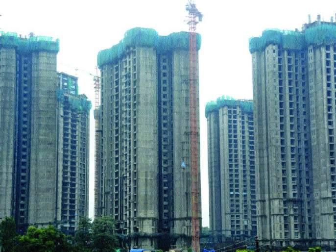 Return the amount invested in the stalled housing project | रखडलेल्या गृहप्रकल्पात गुंतवलेली रक्कम परत करा