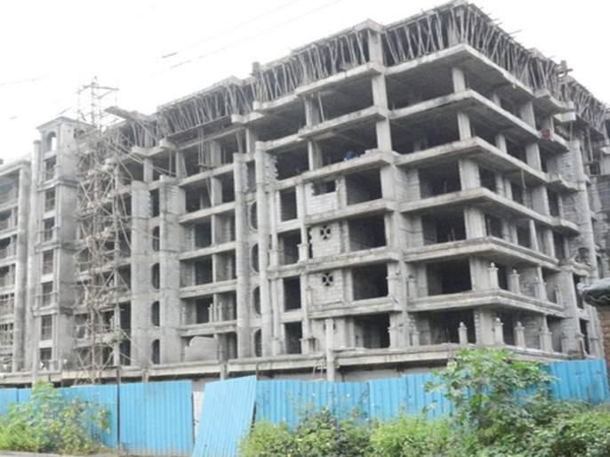 Unauthorized constructions, crime against 76 developers | बेकायदा बांधकामे, ७६ विकासकांविरूद्ध गुन्हे