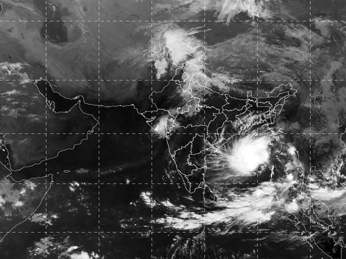 Cyclonic storm 'Bulbul' news | पुढच्या काही तासांत बुलबुल चक्रीवादळ धारण करणार रौद्र रूप