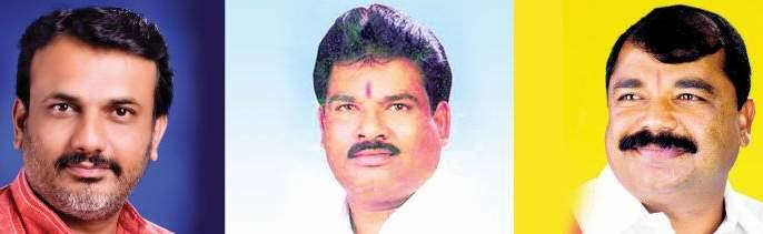 Buldhana Election Results 2019: Harshwardhan Sapkal vs Vijayraj Shinde, Maharashtra vidhan sabha election Results 2019 | बुलडाणा निवडणूक निकाल :सपकाळ गड राखतात की उलटफेर?
