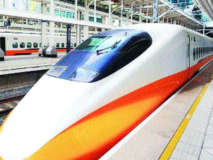 Medha Patkar welcomed the re-evaluation of the bullet train project | बुलेट ट्रेन प्रकल्पाच्या पुनर्विचाराचेमेधा पाटकर यांनी केले स्वागत