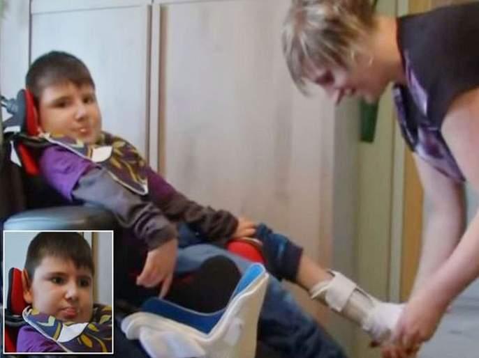 Shocking! Boy dies paralysed contaminated lidl burger in France | धक्कादायक! ८ वर्षांआधी खाल्ला होता 'याने' खराब बर्गर, आधी झाला पॅरालिलिस, नंतर मृत्यू....