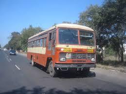 Will you take note of 'Raate-Patil'? Due to bad roads ST stopped for seven years, | 'रावते-पाटील' इकडं लक्ष द्याल का ? खराब रस्त्यामुळं सात वर्षांपासून एसटी बंद