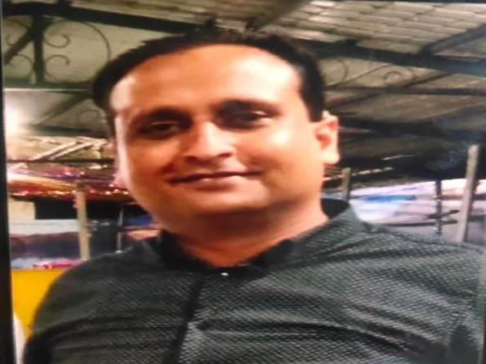 Shocking! Firing on businessman; Unknown accussed absconded | धक्कादायक! व्यावसायिकावर गोळीबार; अज्ञात हल्लेखोर फरार