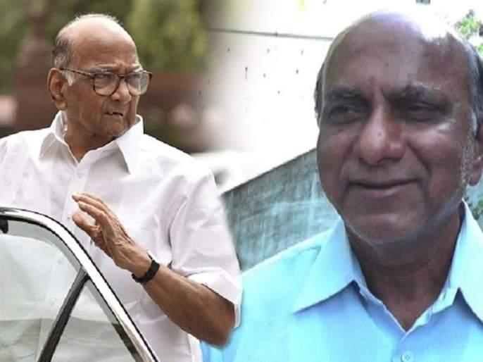 Who is Manikrao Jadhav who has involve Sharad Pawar in the ED inquiry?, latur MLA manikrao jadhav | शरद पवारांना ईडी चौकशीच्या फेऱ्यात अडकवणारे 'माणिकराव जाधव' आहेत कोण?