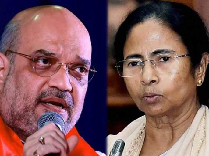 'We are not against Ramadan and Christmas, then Saraswati, Durga must be worshiped', amit shah on west bengal election   West Bengal Assembly Elections 2021 : 'रमजान अन् ख्रिसमसला आमचा विरोध नाही, मग सरस्वती, दुर्गा पूजाही व्हायलाच हवी'