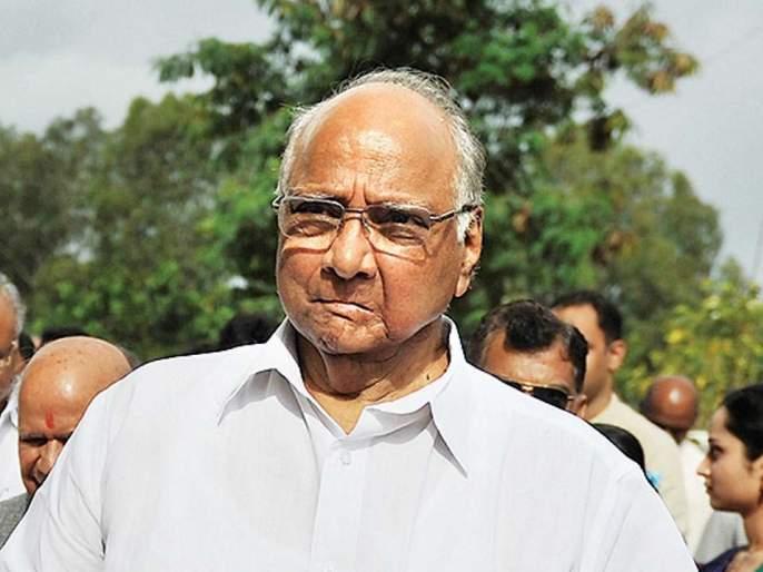 Sharad Pawar will visit the farmers' of flood affected in osmanabad, a two-day tour was decided | पूरग्रस्त शेतकऱ्यांच्या बांधावर शरद पवार, दोन दिवसांचा पाहणी दौरा करणार
