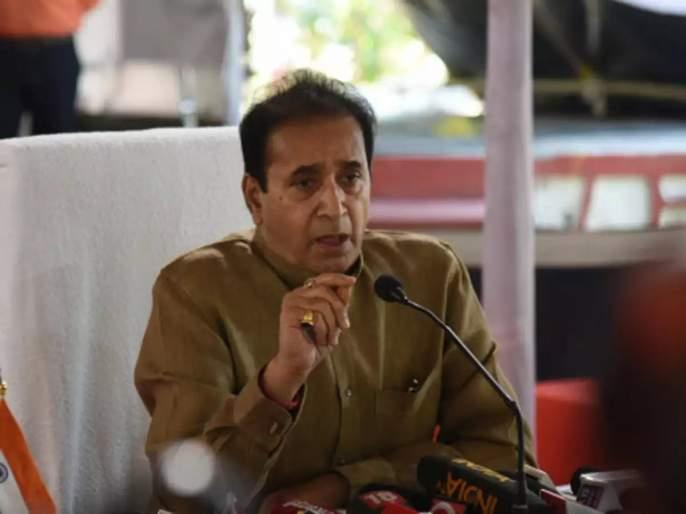 No cyber attack in Mumbai, Home Minister should not report wrong to the legislature   'मुंबईत सायबर हल्ला झाला नाही, गृहमंत्र्यांनी चुकीचा अहवाल विधिमंडळात मांडू नये'