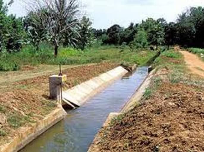 The dam was full, but the canal maintenance was pending | धरणे भरली, पण कॅनॉलची देखभाल दुरुस्ती रखडली!
