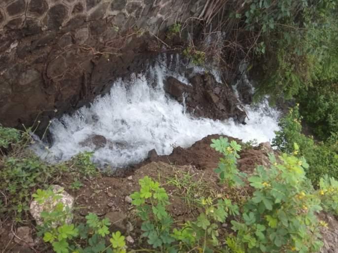 Punctuality of the citizens and the skip danger issue of damage mutha canal | नागरिकांनी दाखवली समयसूचकता अन् नवा मुठा उजवा कालवा फुटण्याचा टळलाधोका