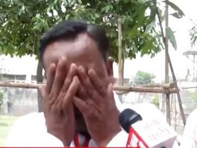 lok sabha election 2019 Punjab Man Cries When He Gets 5 Votes Says He Has A Family Of 9 Members | VIDEO: घरात 9 माणसं असूनही पाचच मतं; उमेदवाराला कॅमेऱ्यासमोरच रडू कोसळलं