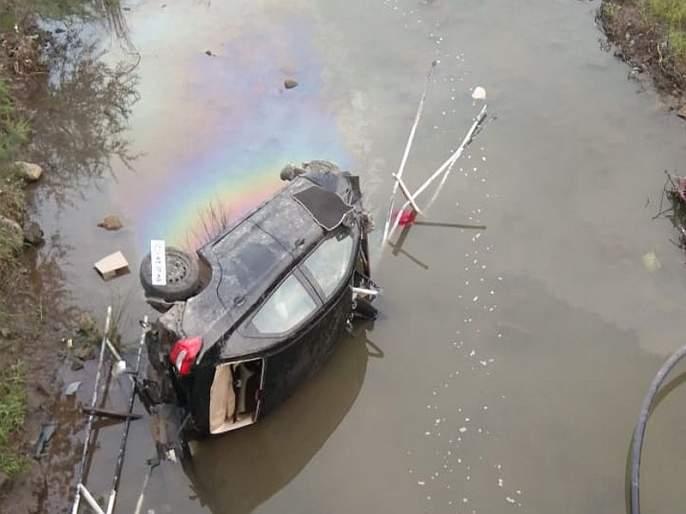 Nashik doctor Sanjay Shinde killed in accident | नाशिकमधील डॉ. संजय शिंदे यांचा अपघातात मृत्यू