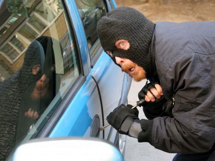 Fear about car theft... don't worry 'lock' your car in just Rs 299 | कार चोरी होण्याची भीती सतावतेय...मग 299 रुपयांचे 'टाळे' ठोका