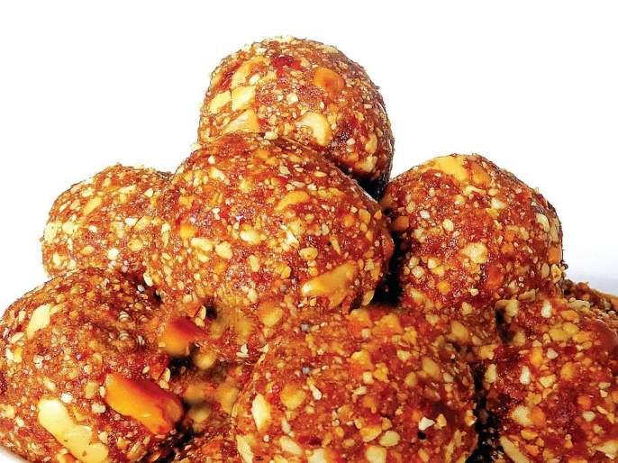 Recipe of carrot or gajar gulkand balls | गाजर गुलकंद बॉल्स... खाण्यासाठी मस्त झटपट होतील फस्त!