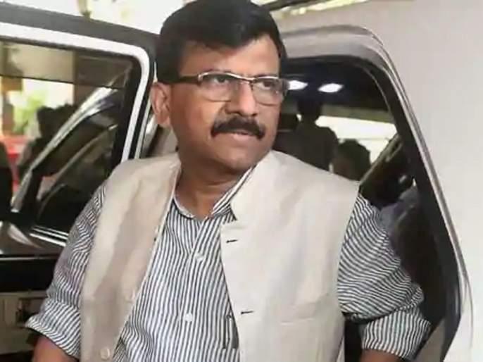 Will they be court martial? Sanjay Raut's question in leaked chat case of arnab goswami | आता कोर्ट मार्शल होणार का? लीक चॅटप्रकरणी संजय राऊतांचा सवाल