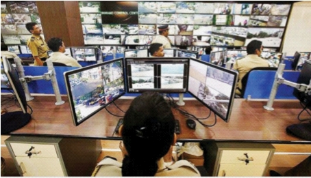Updated control room's focus on Mumbai | 26/11 - 12 वर्षानंतर अद्ययावत नियंत्रण कक्षाचे मुंबईवर लक्ष