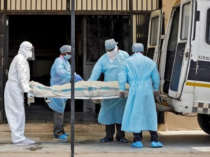 Oh my god ... 42 suspects killed in Jalgaon with corona | अरे बापरे... जळगावात बाधित, संशयित ४२ जणांचा मृत्यू