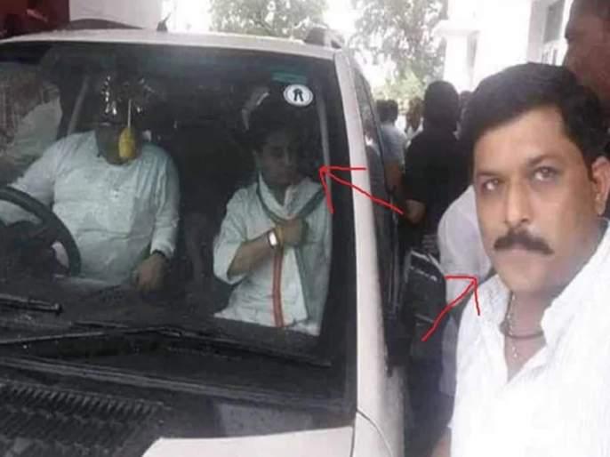 lok sabha elections 2019 know krishna pal singh yadav who defeats jyotiraditya | कधीकाळी 'महाराजां'सोबत सेल्फीची होती इच्छा; लोकसभेला त्याच महाराजांना पाडले