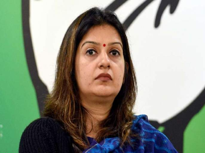Lok Sabha Election 2019 Priyanka Chaturvedi quit Congress? What is the reason | प्रियंका चतुर्वेदींनी का सोडला काँग्रेसचा हात ? काय आहे खर कारण