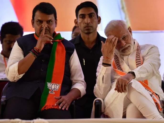 The Shiv Sena had to give the Chief Minister one or two years; Whispering in the BJP | शिवसेनेला एक-दोन वर्षे मुख्यमंत्रीपद द्यायला हवं होतं; भाजपमध्ये कुजबूज