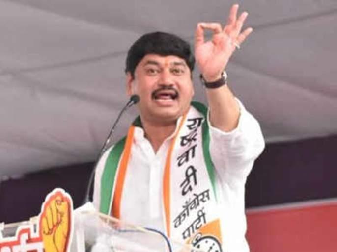 Half a dozen Wanjari candidates in nationalist party; Dhananjay Munde rally for Prithviraj Sathe in kaij, VidhanSabha Election 2019 | राष्ट्रवादीत अर्धा डझन वंजारी उमेदवार; पृथ्वीराज साठेंसाठी धनंजय मुंडेंची समाजाला साद