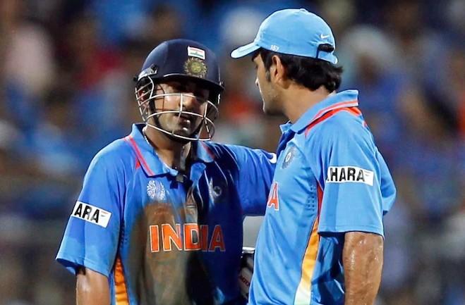 Worldcup 2011 : Gambhir's dismissal for 97 runs, Gautam's important statement about MS Dhoni | Worldcup 2011 : 97 धावांवर बाद झाल्याची खंत, धोनीच्या भूमिकेबद्दल गंभीरनं स्पष्टच सांगितलं