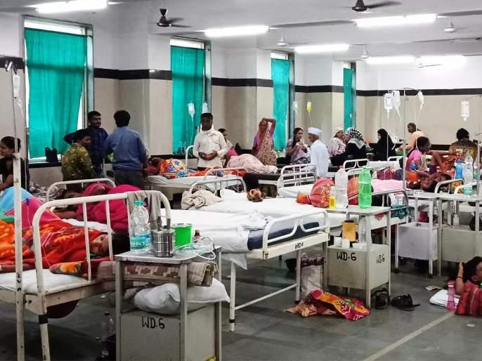 Conversion of government maternity hospital to Kovid hospital, condition of pregnant women | शासकीय प्रसूतीगृहाचे रूपांतर कोविड रुग्णालयात, गर्भवती महिलांचे हाल