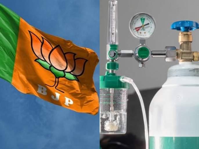 Municipal Corporation itself snatched oxygen, serious allegations of the ruling BJP MLA | महापालिकेतील माफियांनीच ऑक्सिजन पळवला, सत्ताधारी भाजपा आमदाराचाच गंभीर आरोप