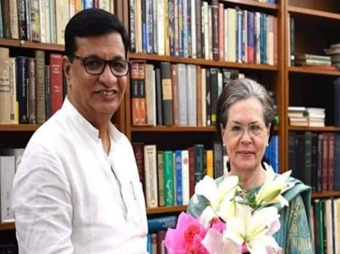 Congress High Command sonia gandhi displeased with Balasaheb Thorat's resignation   बाळासाहेब थोरातांच्या राजीनामा वृत्ताने काँग्रेस हायकमांड नाराज