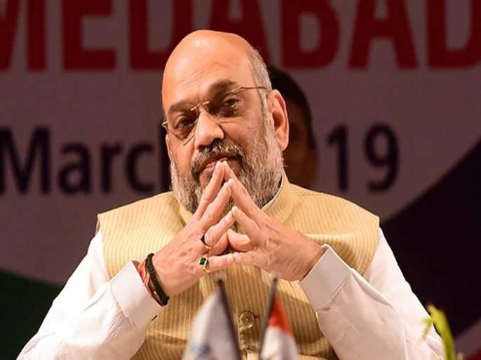 Two days before the acquittal Amit Shah's 'Dinner Party' with NDA leaders | निकालाच्या दोन दिवसआधी अमित शाह यांची 'एनडीए'च्या नेत्यांसोबत 'डीनर पार्टी'