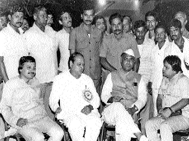 Great contribution in the development of Marathwada, Vidarbha | मराठवाडा, विदर्भाच्या विकासात निलंगेकराचं मोठे योगदान
