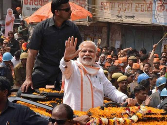 Lok Sabha Election 2019 Modi is doubtful for victory in Varanasi? | वाराणसीतील विजयासाठी मोदी साशंक ? बदलला प्रचार कार्यक्रम