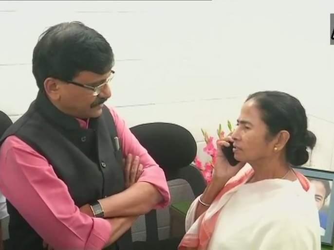 BJP recognizes Mamata Banerjee's week point, Shiv Sena advises by samana sanjay raut | 'ममता बॅनर्जींचा वीक पॉइंट भाजपने ओळखलाय, दीदींनी चिडायला नव्हतं पाहिजे'