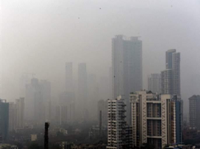 Mazgaon, BKC, Bariwali have the highest pollution | माझगाव, बीकेसी, बाेरीवलीला सर्वाधिक प्रदूषणाचा पडला विळखा