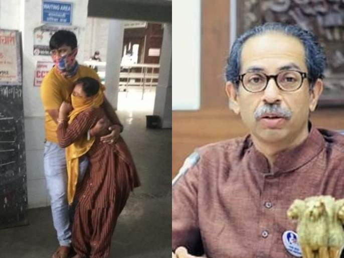 Nashik Oxygen Leak: 5 lakh aid to the heirs of the deceased, no one should politicize this unfortunate incident, CM uddhav thackeray | Nashik Oxygen Leak: 'मृतांच्या वारसांना 5 लाखांची मदत, या घटनेची खोलात जाऊन चौकशी होईल'