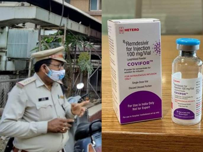Corona virus : Shocking! 850 doses of remedicivir injection stolen from government hospital | Corona virus : धक्कादायक ! सरकारी रुग्णालयातून रेमेडीसीवीर इंजेक्शनचे 850 डोस चोरीला
