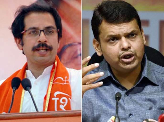Shiv Sena on farmer 'debt waiver' to create problem for BJP | भाजपला खिंडीत पकडण्यासाठी शिवसेनेचे 'कर्जमाफी' हत्यार