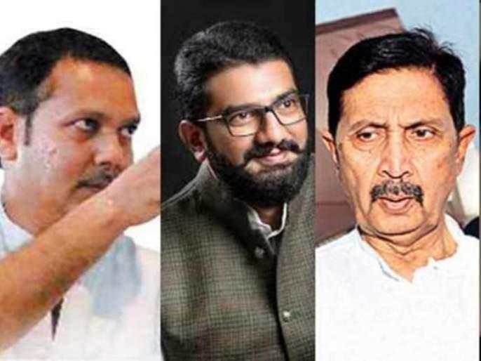 Satara's political situation: Shivendrasinghraje, Ramraje in trap | साताऱ्याची राजकीय स्थिती : सासूपाई वाटणी केली अन् सासूच वाटणीला आली !