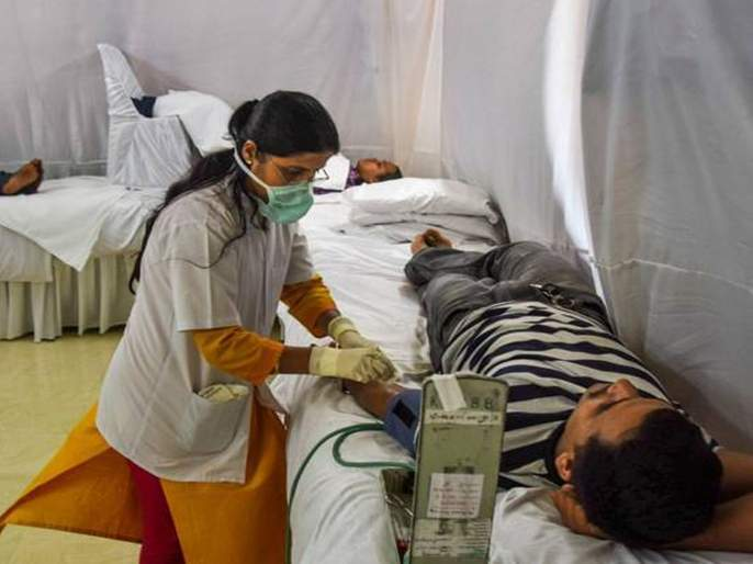30,000 new corona Patients were found in the state in ten days   Corona Virus: राज्यात दहा दिवसांत आढळले तब्बल 30 हजार काेराेनाबाधित